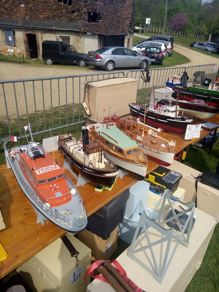 stand bateaux