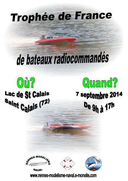 trophée de france fsr saint calais le 7 septembre 2014