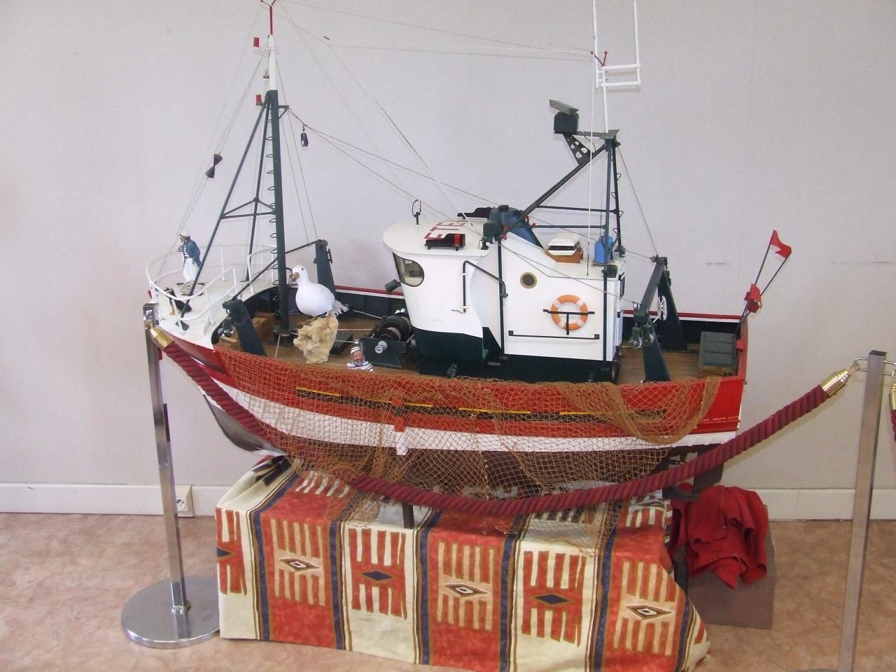 bateau de peche de jean bernard