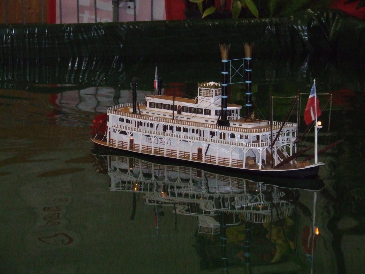 .bateau de gilbert
