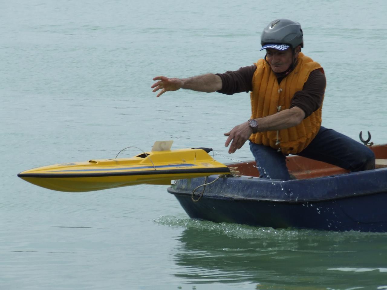 récupération d'un bateau