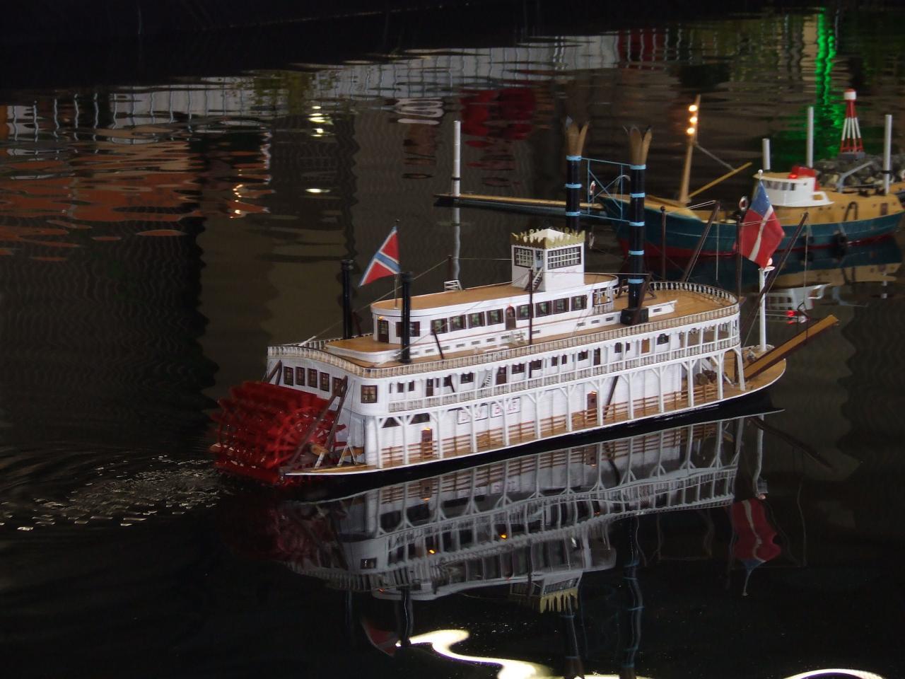 bateau de gilbert