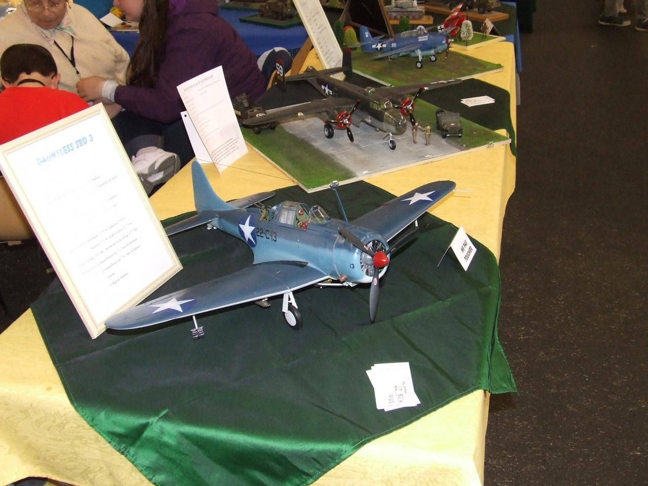 maquette d'avion