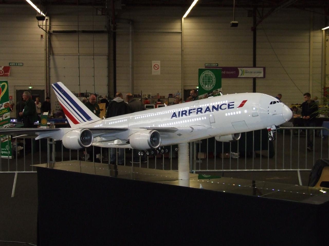 avion A 380