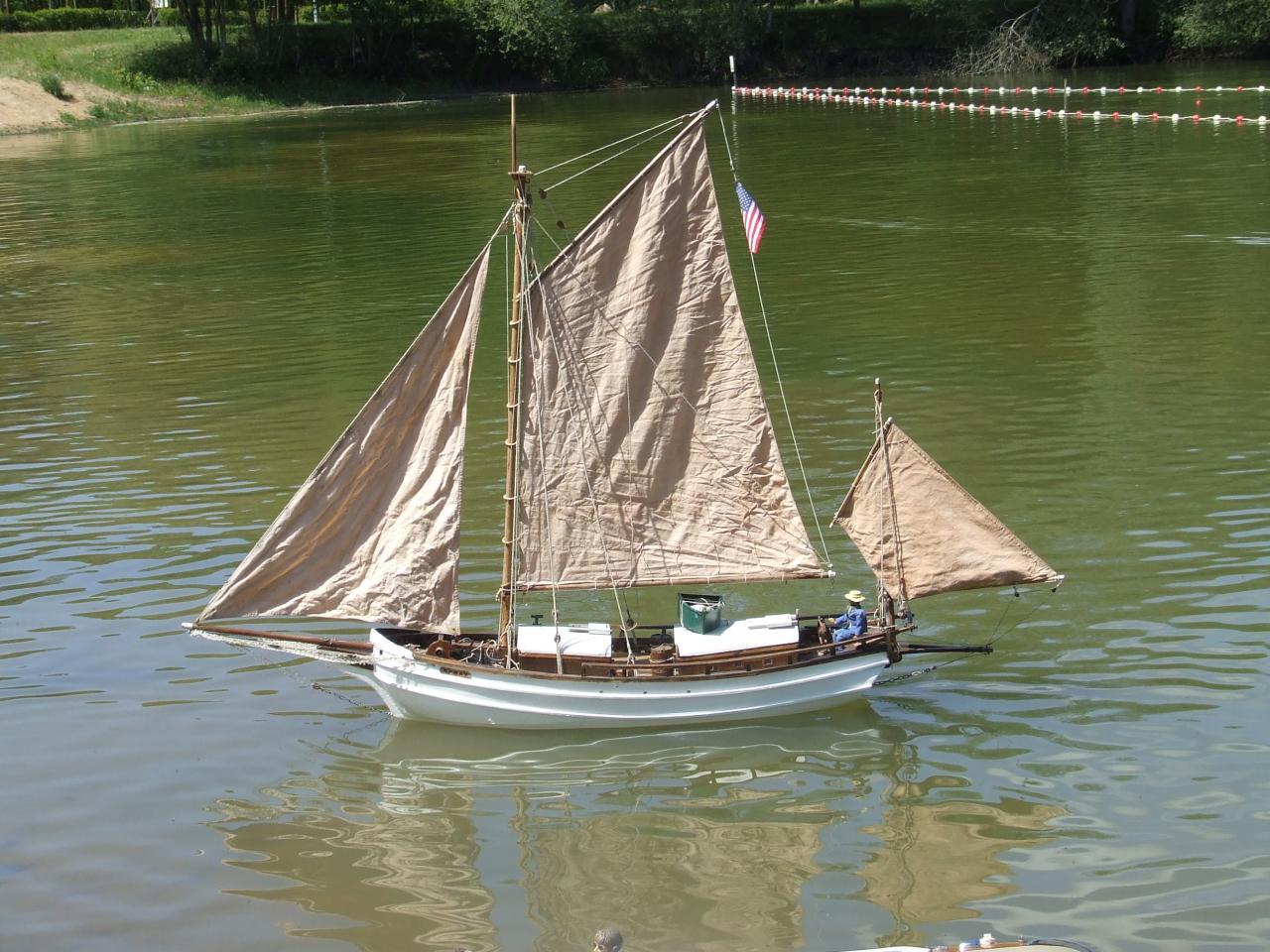 voilier ancien
