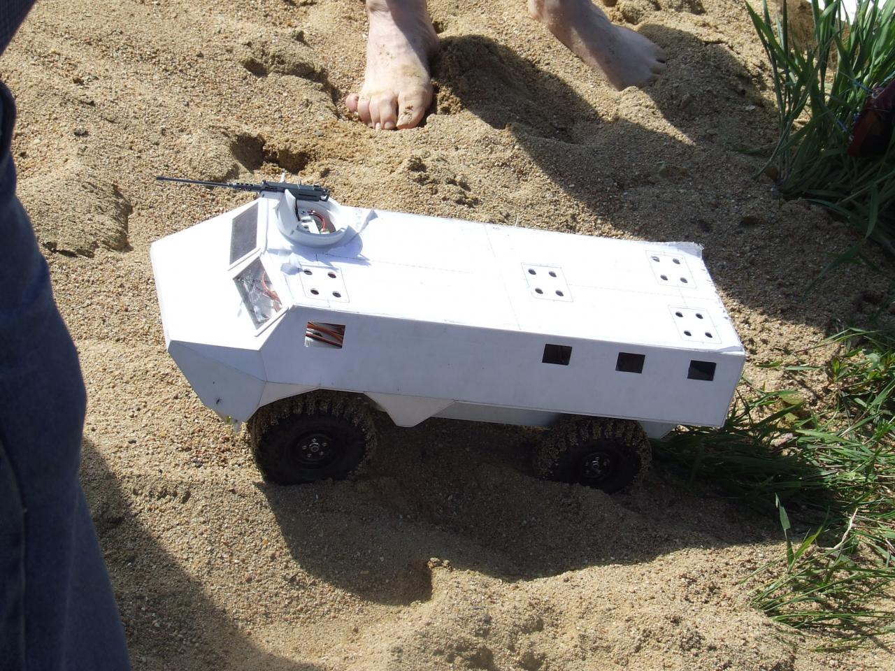 véhicule militaire de pascal.b