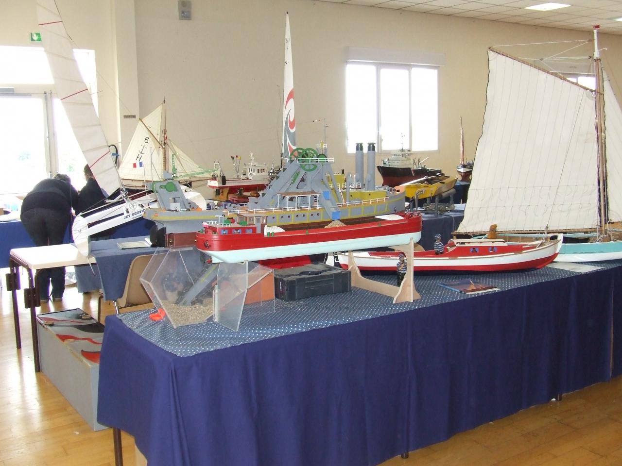 les bateaux de jean bernard