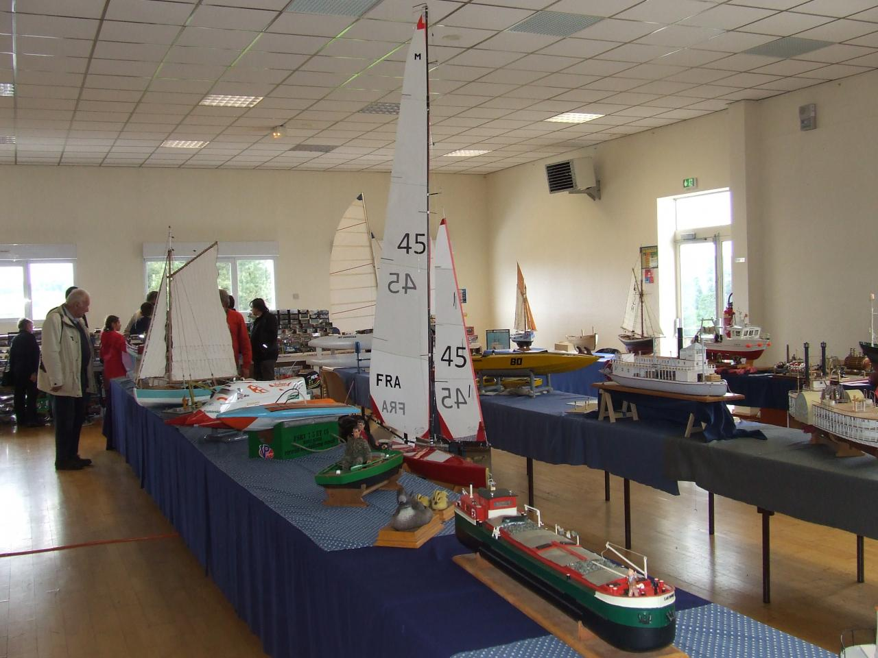 les bateaux de olivier