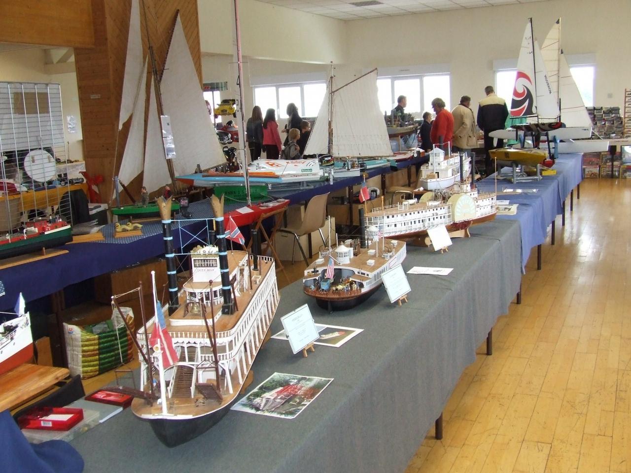 les bateaux de gilbert