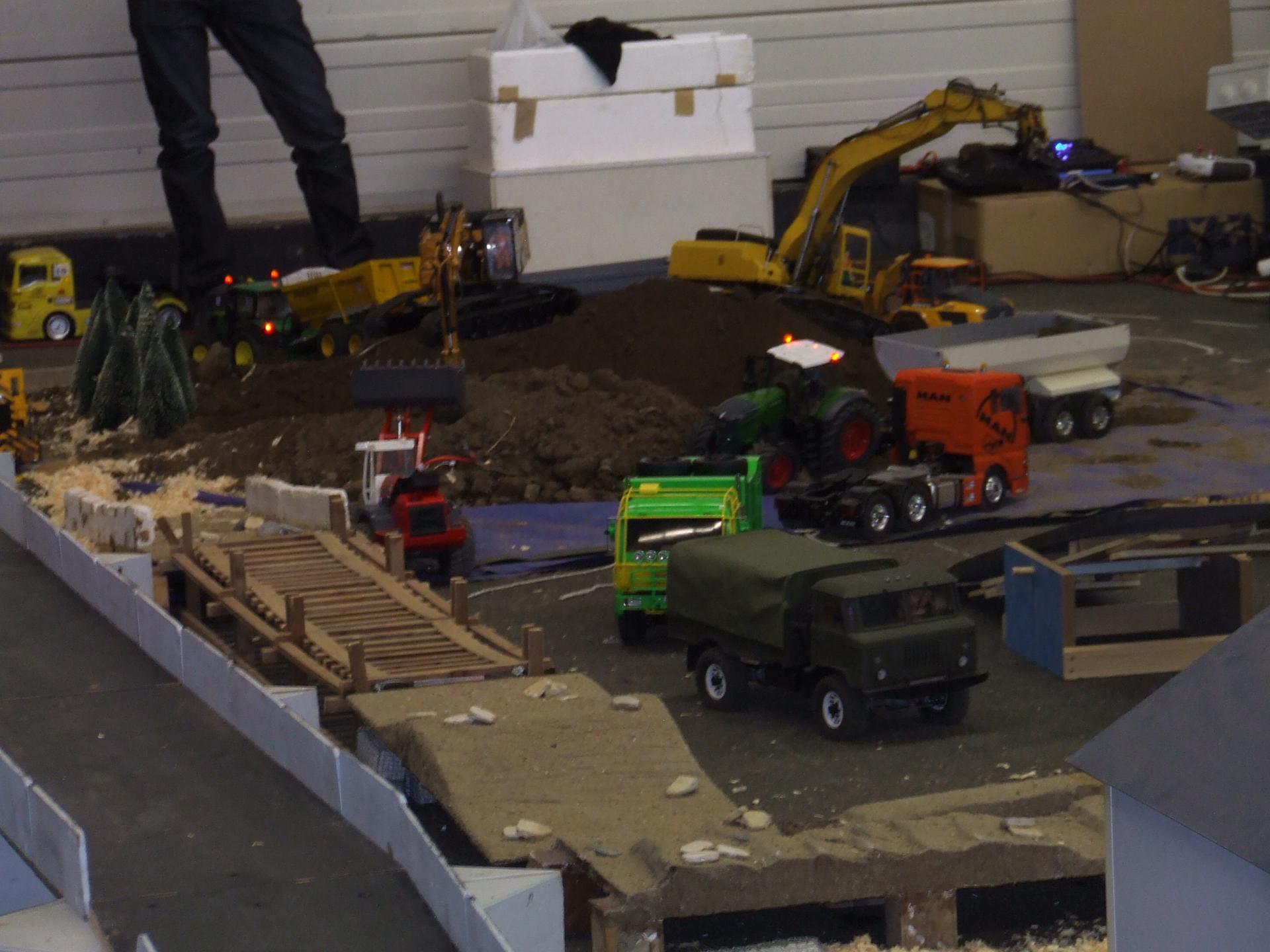 maquette de camion