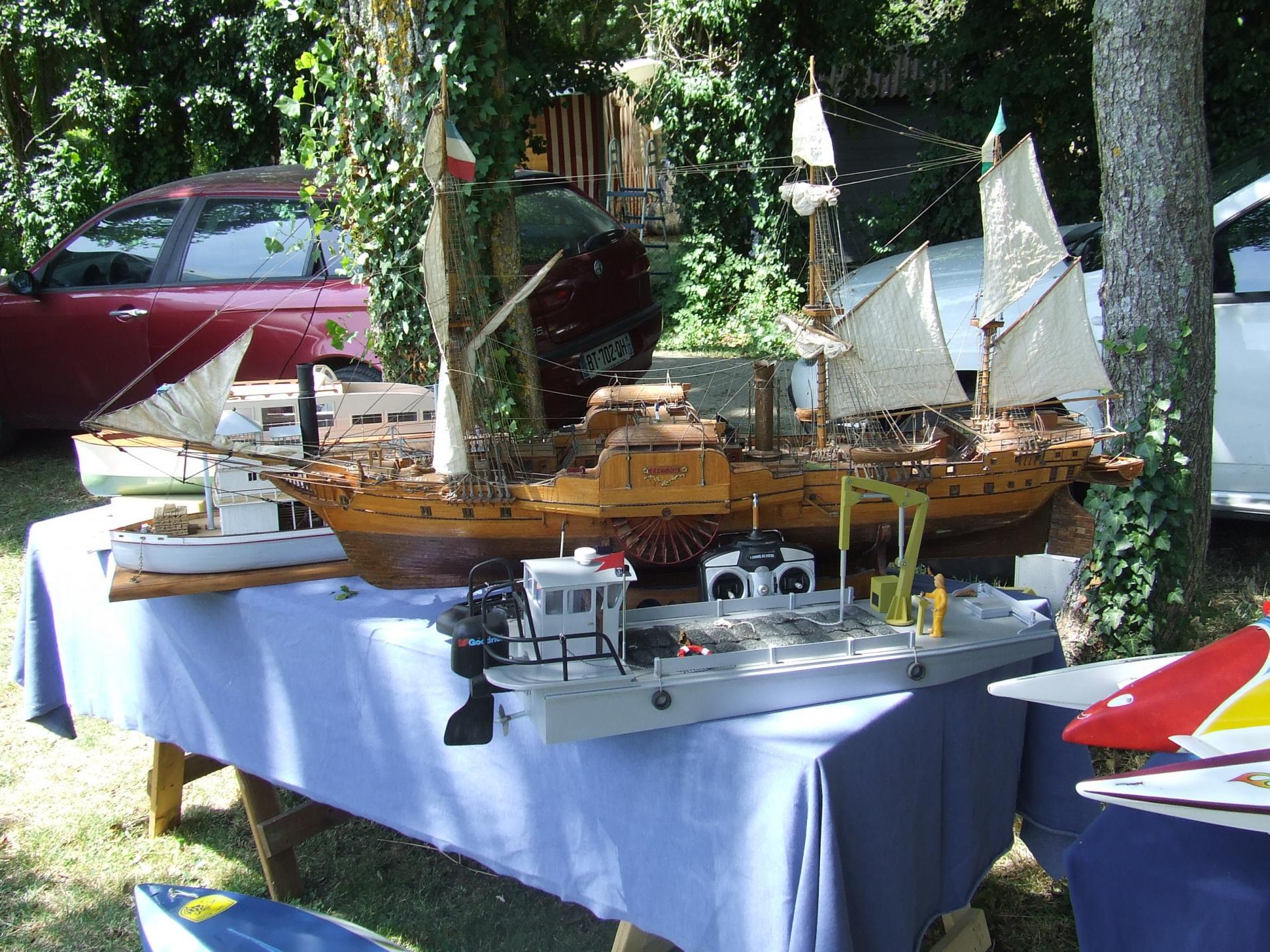 bateaux de gilbert et jean bernard